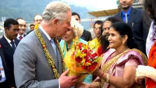 ब्रिटेन के प्रिंस चार्ल्स और डचेज़ ऑफ़ कार्नवाल कैमिला, भारत की यात्रा,