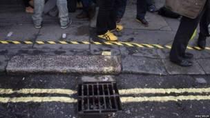 Linias amarillas