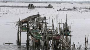 फ़िलीपींस, तूफ़ान, हेयान, तबाही