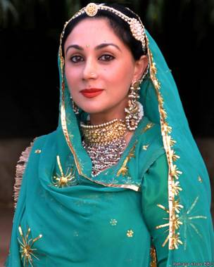 जयपुर के पूर्व राजघराने की बेटी दिया कुमारी