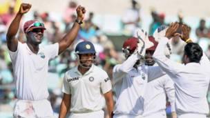 रोहित शर्मा, वेस्ट इंडीज के खिलाड़ी