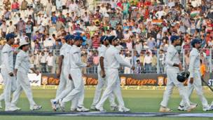 भारतीय क्रिकेट टीम के खिलाड़ी