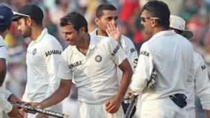 महेंद्र सिंह धोनी, मोहम्मद शामी और अन्य भारतीय खिलाड़ी