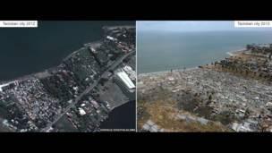 फ़िलीपींस में तबाही