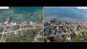 अघि र पछि - गुयान नगर