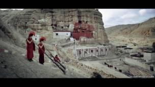 قبیله لوپا در نپال. عکسهای جیمی نلسون