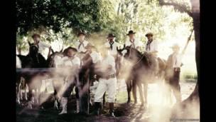 अर्जेंटीना के गोचो समुदाय,  तस्वीर- जिम्मी नेल्सन पिक्चर्स