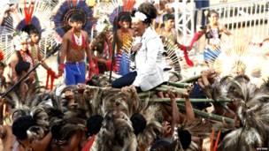 ब्राज़ील, 'देशज लोगों के 12वें खेल समारोह'