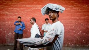 Paperman, Md Farhad Rahman, Bangladesh, 2013 CGAP Photo Contest