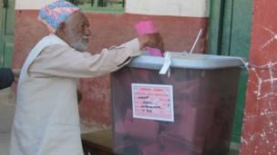 पाका मतदाता