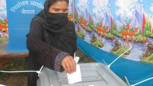 नेपालगञ्जका मतदाता
