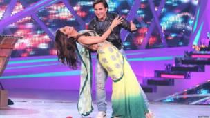 سیف علی خان اور شلپا شیٹی