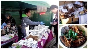 圖輯:台灣美食節