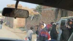 सहसपुर अलीनगर गाँव