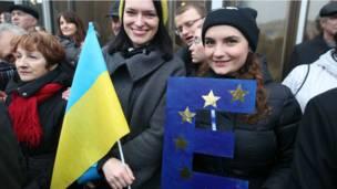 Евромайдан протесты Украина