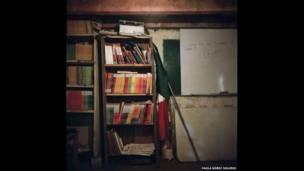 Escuela secundaria en Michoacán