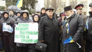 Народное вече оппозиции собрало сотни тысяч