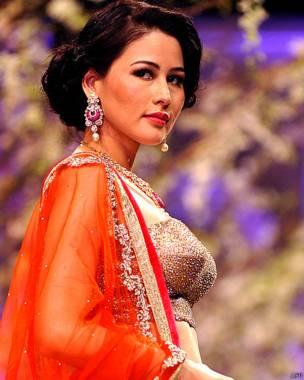 डिज़ायनर ज्योत्सना तिवारी के एक ख़ूबसूरत परिधान मॉ़डल.