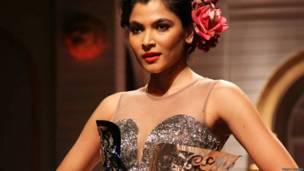 इंडियन ब्राइडल फ़ैशन वीक