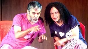 'स्टेटस को',नाटक,  एनसीपीए फ़ेस्टिवल,