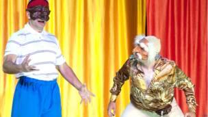 'इट्स नाट व्हाट यू थिंक!',  नाटक,  एनसीपीए फ़ेस्टिवल,