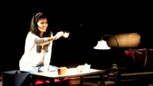 नाटक, 'खिड़की'