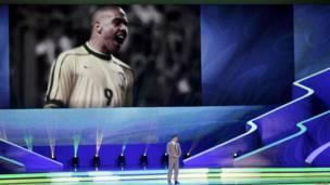 Ronaldo en escena