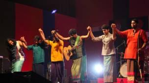साउथ एशिया बैंड फेस्टिवल