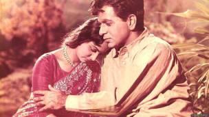 दिलीप कुमार और वहीदा रहमान
