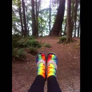 जंगल में पाँव, बीबीसी पाठकों की भेजी तस्वीरें