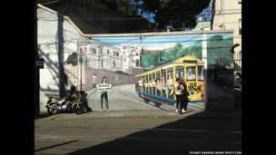 Санта-Тереза, Рио-де-Жанейро, Бразилия