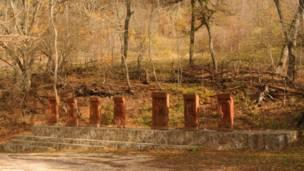 Хачкары - каменные изваяния с резным изображением креста