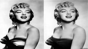 Marilyn Monroe. Editorial Notorious