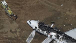 अमरीका, विमान हादसा