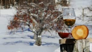 सेव से बनी शराब 'आईस साइडर'