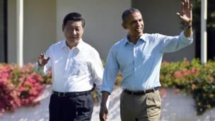 Lãnh đạo Trung Quốc và Mỹ gặp nhau ở California