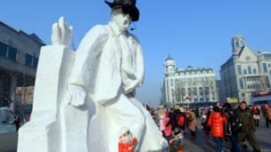 चीन बर्फ़, हार्विन आइस एंड स्नो फ़ेस्टिवल