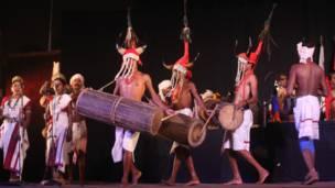 भारत रंग महोत्स्व (नाटक - बस्तर बैंड)