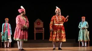 भारत रंग महोत्स्व (नाटक - नौटंकी)