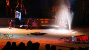 भारत रंग महोत्स्व (नाटक - माया II)