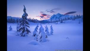 جبل ماونت بيكر، واشنطن، جويل برادي باور
