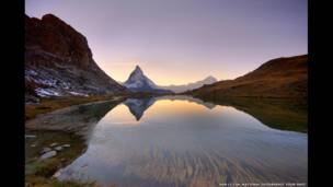 ماترهورن ، سويسرا، نان لي توه