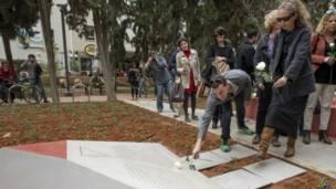 Памятник гомосексуалистам жертвам нацизма