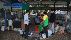 Bank Sampah, BBC Get Inspired
