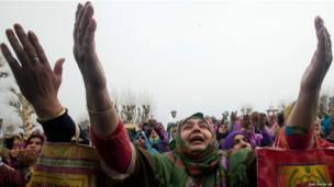भारत प्रशासित कश्मीर, पैगंबर हज़रत मोहम्मद