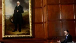 ब्रिटेन के वित्त मंत्री जॉर्ज ऑस्बॉर्न