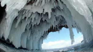 تشكيلات الجليد