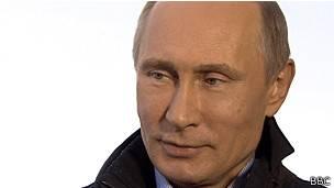 Марр с Путиным