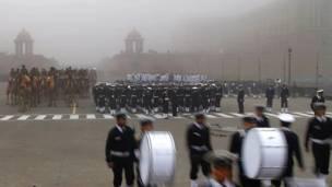 गणतंत्र दिवस परेड दिल्ली भारत