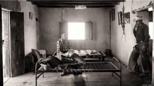Vaqueros Cruz del Diablo. Werner Segarra